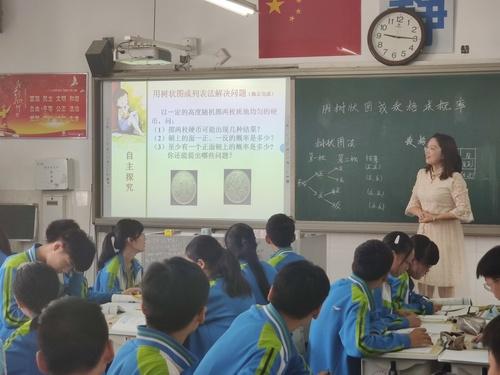 王小华老师引领示范课